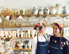 Flower Crown Making in London – Airbnb Experience