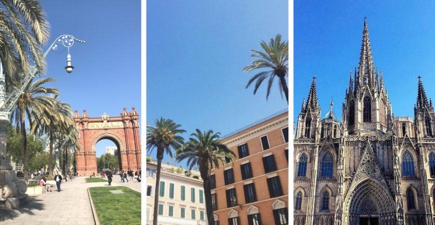 A City Break To Barcelona