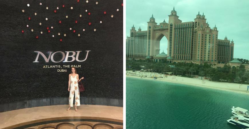 Bottomless Brunch At Nobu Dubai