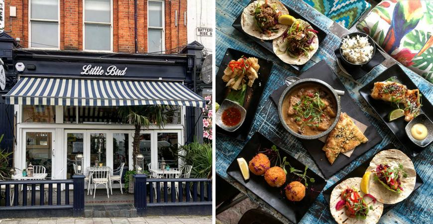 Little Bird Restaurant, Battersea