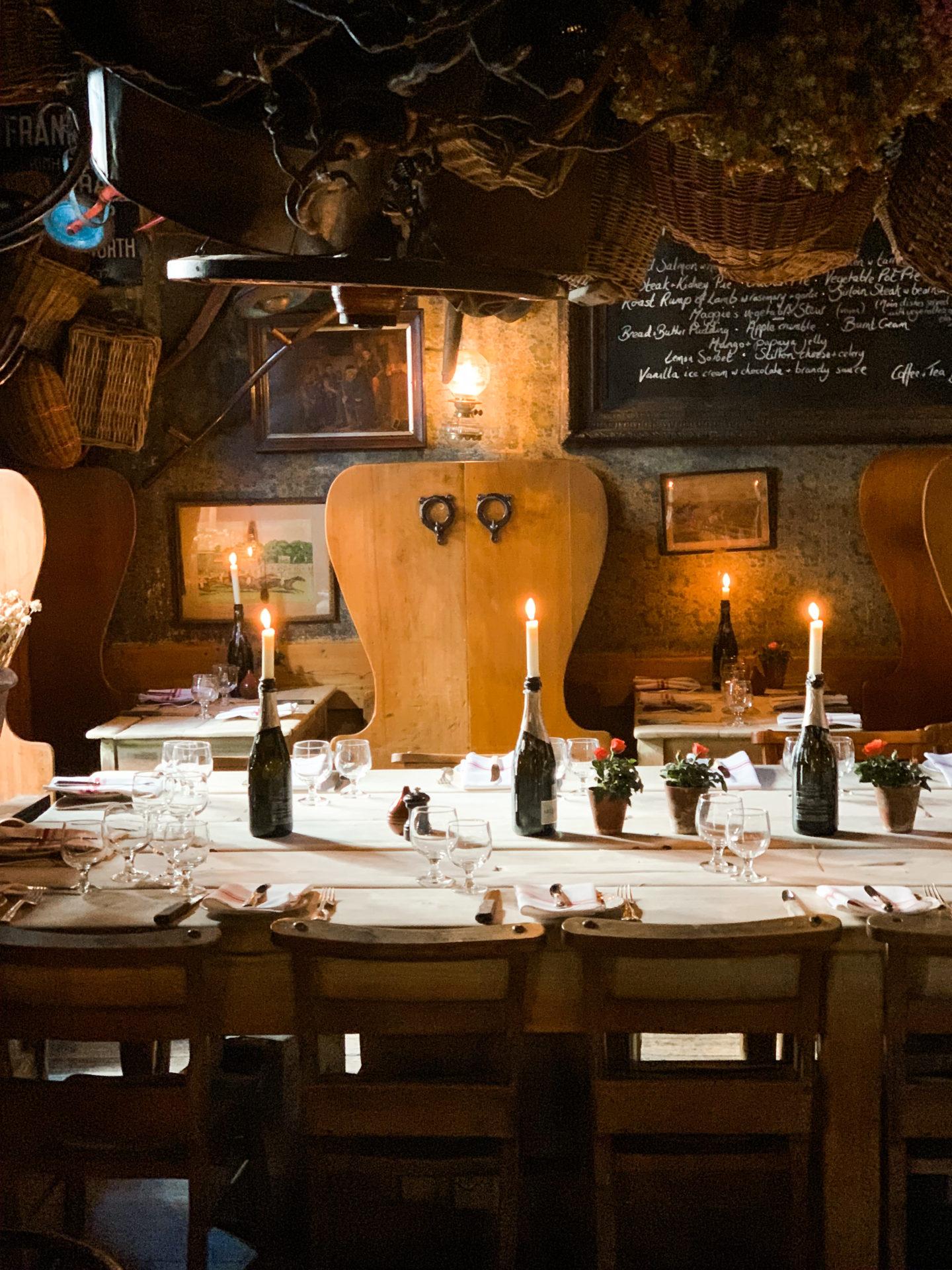 My Favourite Date Night Restaurants In London